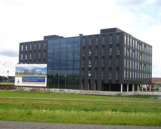Nieuwbouw Rabobank Alphen a/d Rijn