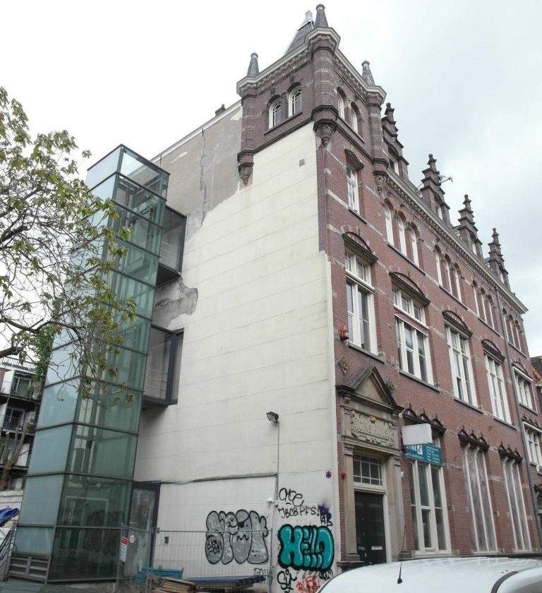 verbouwing Denim Hotel Rozenstraat Amsterdam