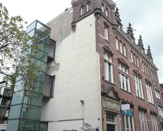 Renovatie Hotel Mercier Amsterdam