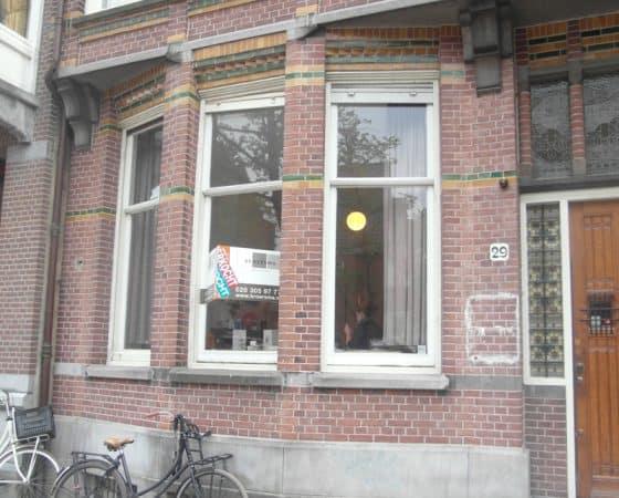 Verbouw herenhuis Amsterdam