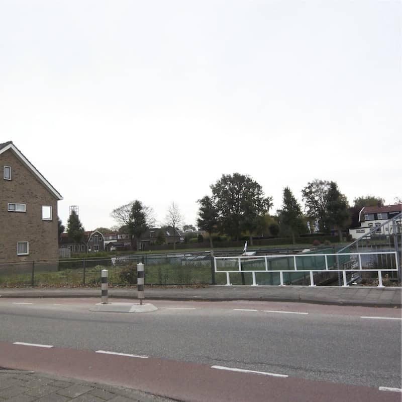 Stramien-woonhuis Koudekerk bestaand Dorpsstraat