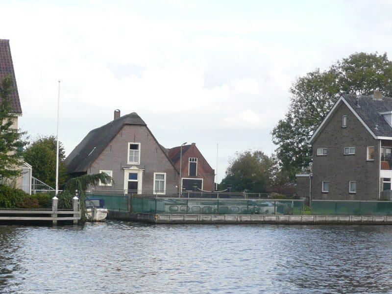 Stramien-woonhuis Koudekerk bestaand Rijnzijde