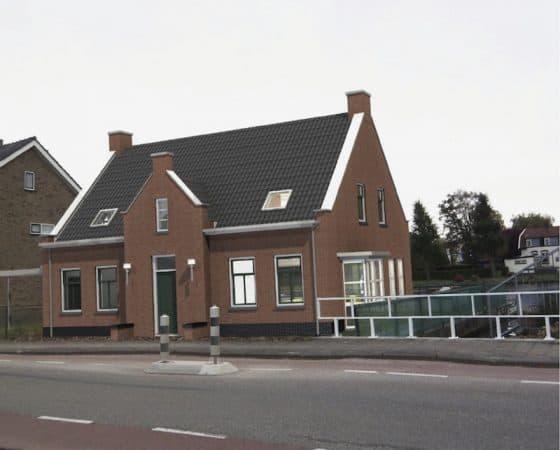 Nieuwbouw woonhuis Koudekerk