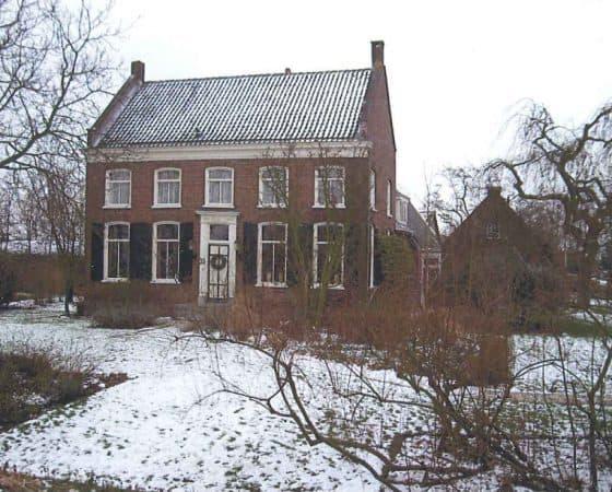 """Boerderij """"Huize De Sleutel"""" te Culemborg"""