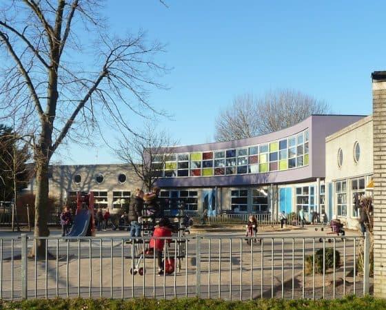 Uitbreiding Jenaplanschool 'de Dukdalf' te Leiden