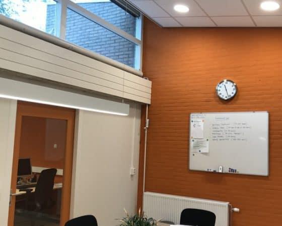 Verbouwing tot multifunctioneel jeugdcentrum, Leiden